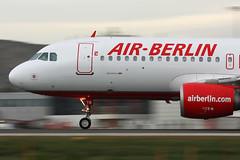 Airbus A320-214 (D-ALTB) LEAL (jfreaks) Tags: españa airplane alicante panning spotting aviones aviacion barrido leal planespotters javiergm jfreaks aircrafrs