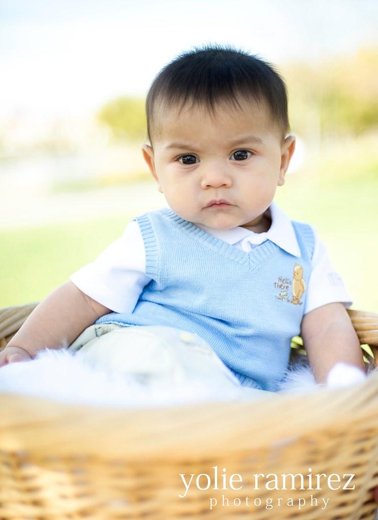 Noah - Baby photography