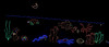 CF428 Holiday Lights Ocean Scene (listentoreason) Tags: christmas sky usa holiday night america unitedstates pennsylvania farm scenic favorites places event shadybrook ef28135mmf3556isusm holidaylighting score40 shadybrookfarm