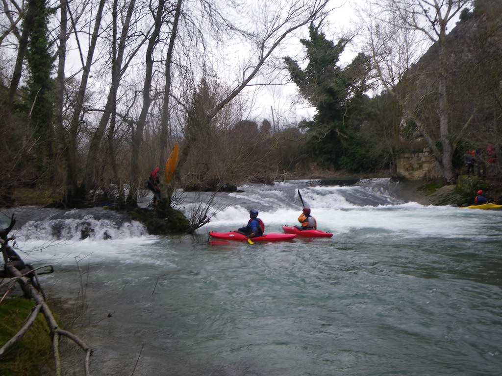 Descenso ríos Urederra y Ega 022