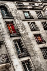 Paris windows. Ventanas de Paris.