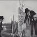 Cézanne at work near Aix 1906