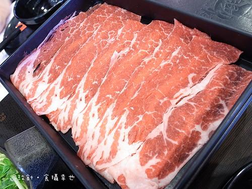 鋤燒牛肉盤