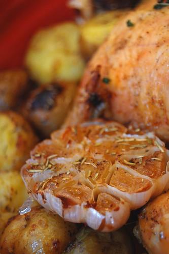 Roast detail