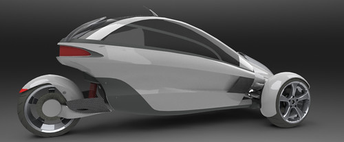 AXYS Vehicle concept
