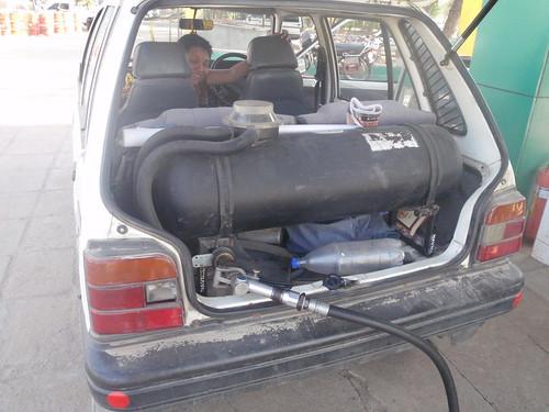 LPG refuelling