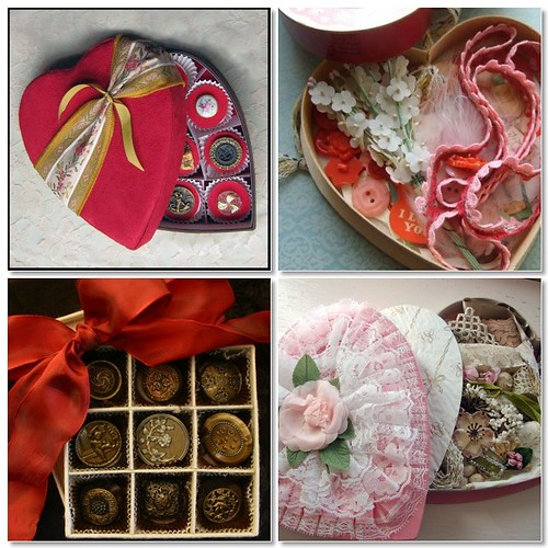 valentine hearts supplies