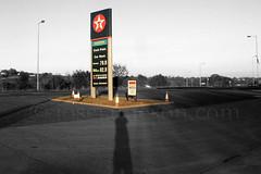 texaco_self (josejameson) Tags: ireland oil texaco fuel