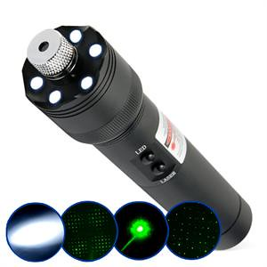 www.beamq.com 150mW Green Laser Pointer LED&Kaleidoscope 1