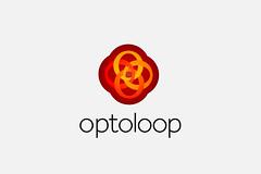 Optoloop Logo Design (The Logo Smith) Tags: logo design symbol icon identity branding logotype logodesign grahamsmith brandmark logomark typemark logodesigner imjustcreative