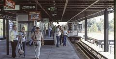 19850919 32 CTA Congress L @ Des Plaines Ave. (davidwilson1949) Tags: cta transit forestpark rapidtransit