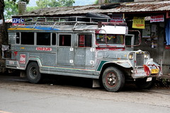 Asia - Philippines / Transport (RURO photography) Tags: auto trip bus cars car mercedes moving asia tour ride jeep asahi philippines transport streetlife headlights voiture passengers riding transportation license toyota vehicle driver asie pinay horn cavite pinoy filipinas jeepney driverslicense philippinen azi manilla road filippijnen filipijnen filippine public ownertypejeep rouler straatleven transport buses on bus  pinoykodakero  rudiroels  philippine dyipni luzzon   filipsoyggjar manila pilipinas  filippijnse yipni yipnis surpluscars