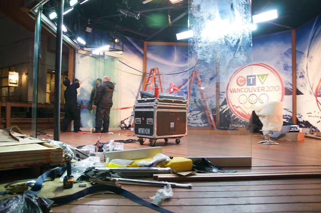 CTV Whistler Set