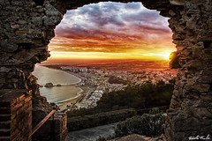 Ventana a Blanes - Window to Blanes (Roberto Fraile) Tags: street naturaleza luz beach architecture port canon contraluz puerto muelle mar spain arquitectura agua playa paisaje catalonia girona nubes catalunya salidas costabrava iluminacion blanes nwn atarcecer thegalaxy frameit ltytrx5 colorphotoaward superaplus aplusphoto flickraward world100f canon1000d canonefs18200mmf3556is yourwonderland flickraward5 mygearandmepremium robertofraile mygearandmebronze mygearandmesilver mygearandmegold mygearandmeplatinum mygearandmediamond swpexcellence aboveandbeyondlevel4 ayrphotoscontestwildsilent flickrstruereflection1 7timesasnice rememberthatmomentlevel4 rememberthatmomentlevel1 flickrsfinestimages1 flickrsfinestimages2 flickrsfinestimages3 rememberthatmomentlevel2 rememberthatmomentlevel3 rememberthatmomentlevel7 rememberthatmomentlevel9 rememberthatmomentlevel5 rememberthatmomentlevel6 rememberthatmomentlevel8 thelookfinalgame rememberthatmomentlevel10 vigilantphotographersunite vpu2 vpu3 vpu4 vpu5 vpu6 vpu7 vpu8 vpu9 vpu10