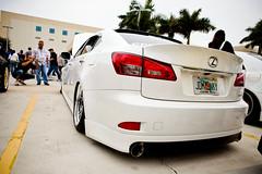 JM Lexus Show 2010 (ayo andrsn) Tags: show coral lol low wheels automotive springs rusted jm hella lexus baggs