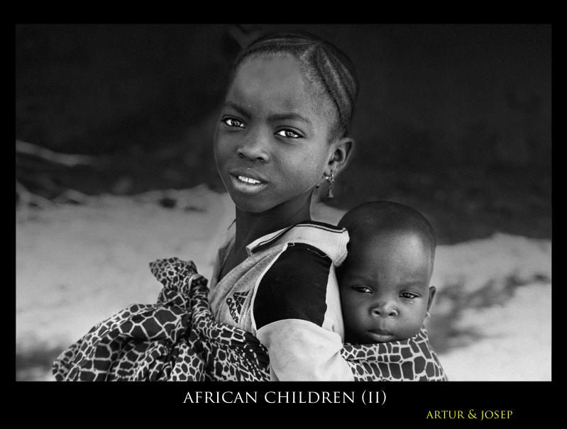 African Children (II)