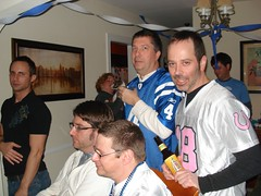 Super Bowl XLIV Party (S.S.Poseidon) Tags: superbowl jeffb jenniferm danw dougc mikeyv erict