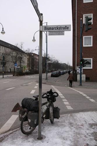 Bismarckstrasse, Bremerhaven.