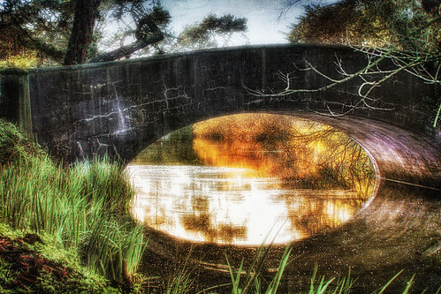 Bridge Near Stow Lake