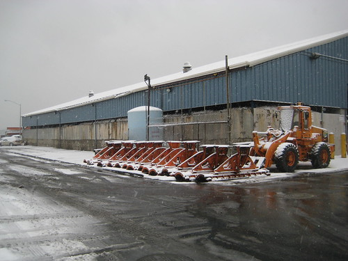 snowplows ready