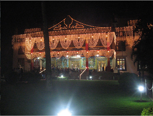 Pemasambhava Buddhist Vihara Temple - Temple At Night