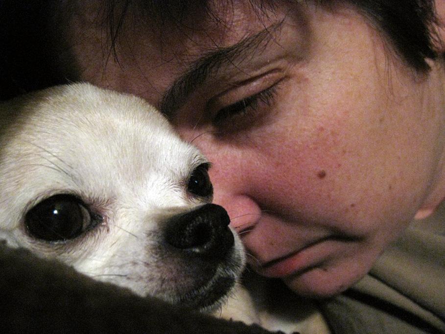 Charo, the last photo.