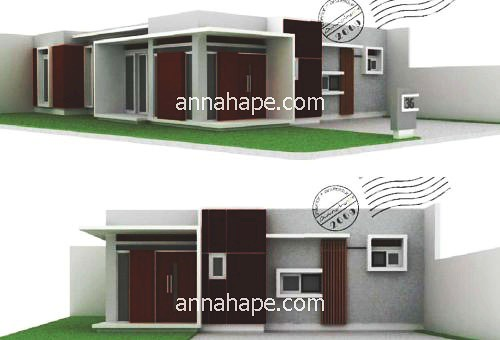 Gambar Rumah Minimalis Modern Di Jakarta