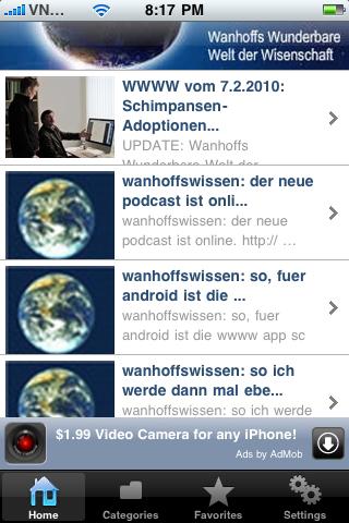 wwww iphone app