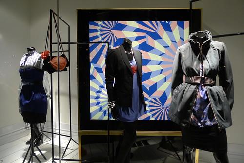 Vitrine H&M- Paris, février 2010