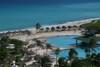 Pools and Palapas at Hllton Cancun