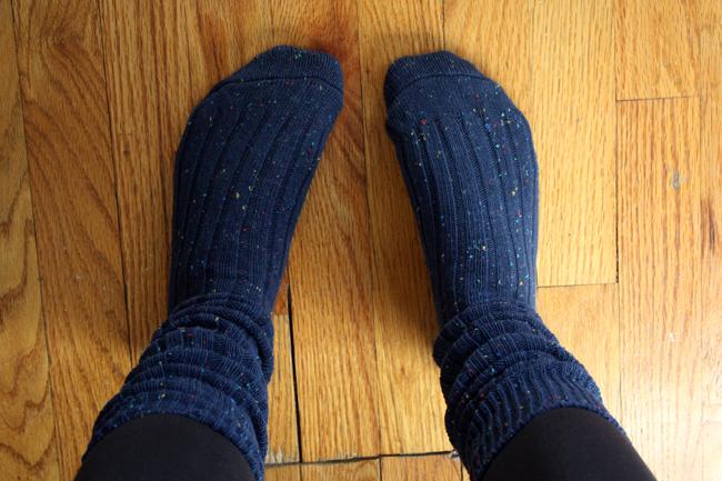 them socks