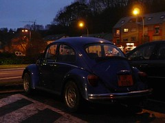 VW Beatle (Vince_Fiero) Tags: vw thestreets beatle luxembourg