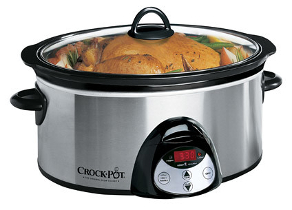 Crock-Pot Countdown Slow Cooker 1