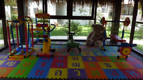 Koh Samui Mimosa Resort-kids room コサムイ ミモザリゾート
