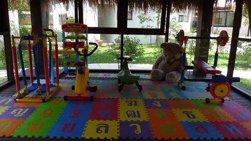 Koh Samui Mimosa Resort-kids room コサムイ ミモザリゾート