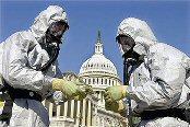 Le FBI clôt son enquête sur l'anthrax thumbnail