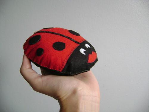 2010-02-14 14.46 Ladybug by dampig.