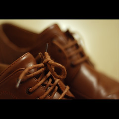 mondays come back. (sash/ slash) Tags: brown office shoes lace formal sash tight monday sajesh