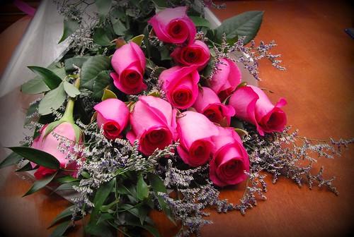 Celebratory Roses