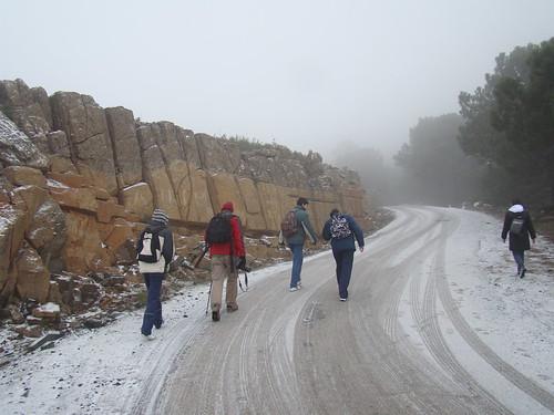Los Reales nevado (3)