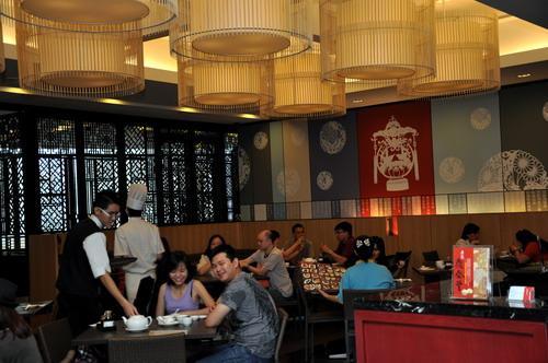 Din Tai Fung Pavilion Interior 1