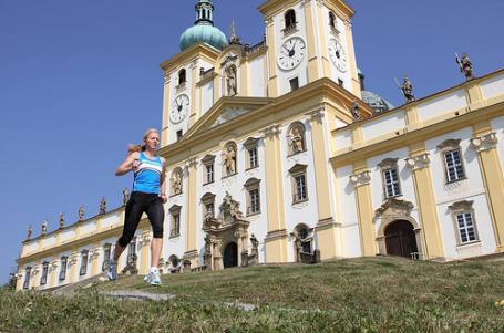 V Olomouci se chystá velký večerní půlmaraton