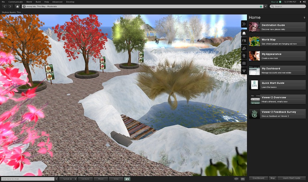 Second Life Viewer 2 Beta