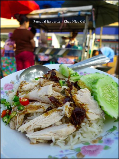 Khao Niao Gai @ Koh Det's