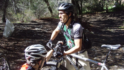 Robbi Providing Trai Side Support
