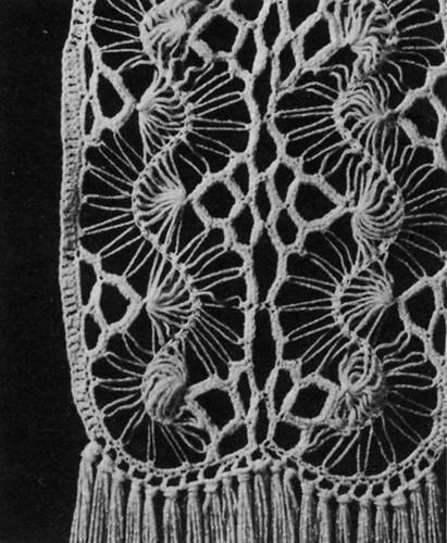 Hairpin Lace Patterns - Crochet Patterns , Knit Patterns - Stitch