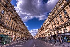 Inside Paris, France