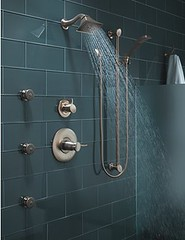 RSVP Medium Flow Custom Shower Collection (brizofaucet) Tags: stilllife shower photo faucet rsvp brizo customshower mediumflow