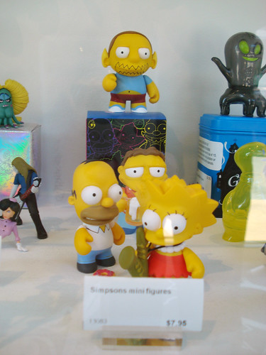 Kid Robot Simpsons