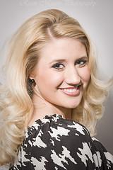 Erin Headshot (RyanMasters) Tags: lighting portrait smile canon studio model flash sigma headshot blonde strobe 30d ab800